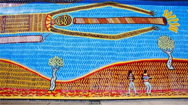 A ressuscitação de línguas aborígenes pode coincidir com uma maior apreciação da arte e cultura destas comunidades