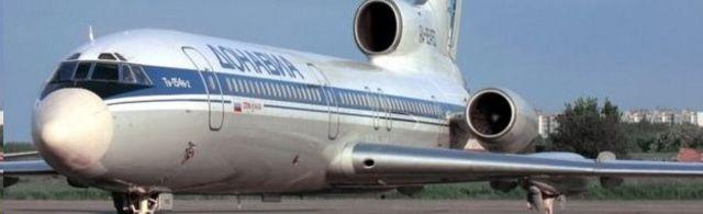 Indege Tu-154 yarimwo abantu 92