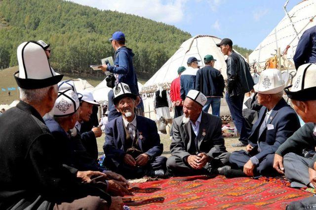 Кыргыздардын терини мыкты иштете билген өнөрүн азыркы муундагы улантууга умтулууда.