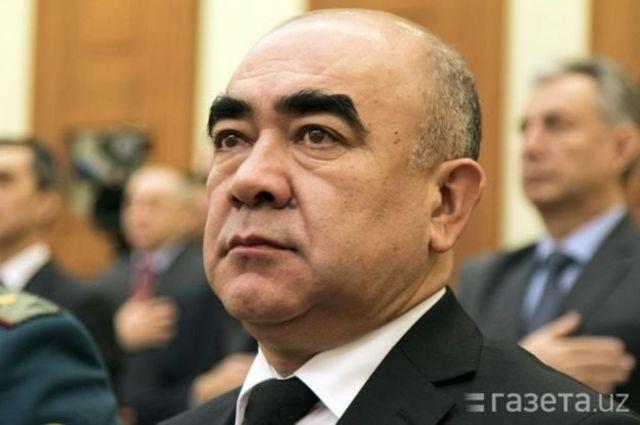 Зойир Мирзаев бунгача Шароф Рашидов тумани ҳокими эди
