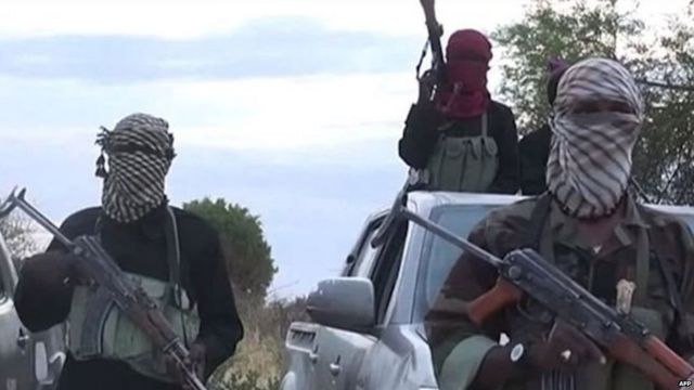 "One faction of Islamist group Boko Haram now fights under the banner of ""Islamic State West Africa Province"""