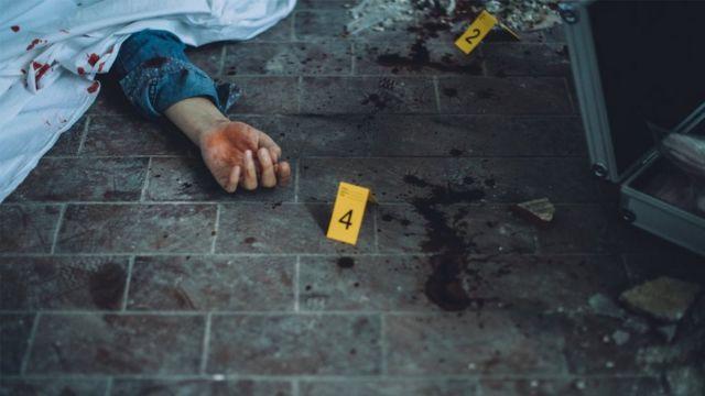 جريمة في الكويت