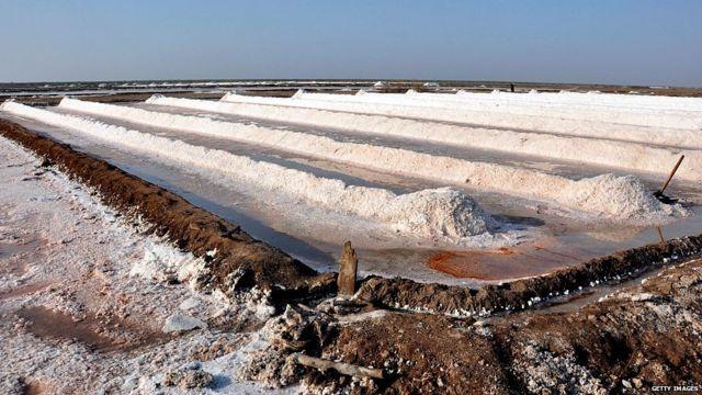 મીઠા ઉદ્યોગની તસવીર