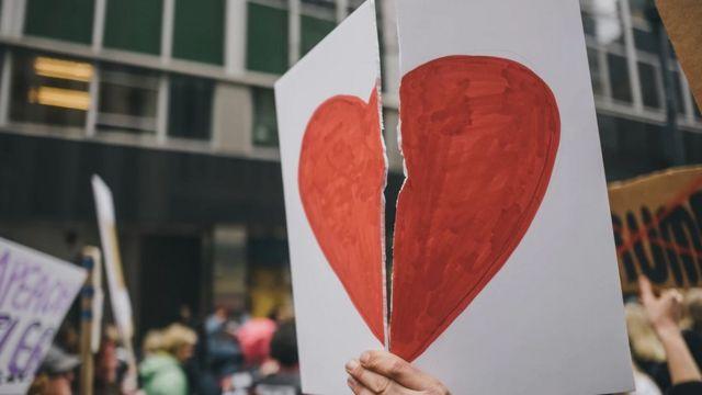 розбите серце