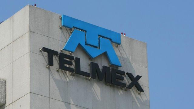 Edificio de la empresa Telmex