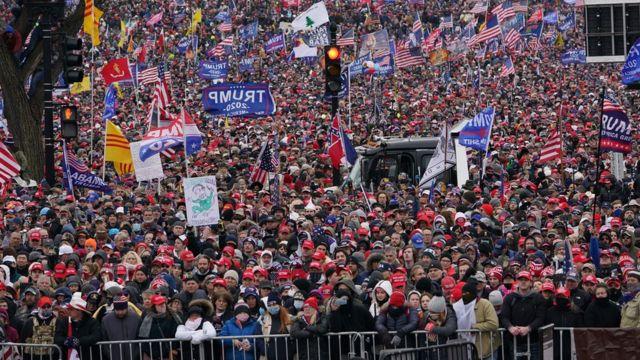Cumhuriyetçi Parti tabanı içinde Trump'ın hala büyük bir desteğe sahip olduğu biliniyor.