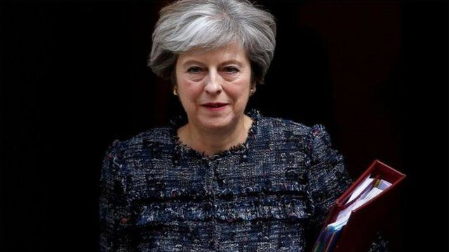 May will deliver speech in Florence about EU deal