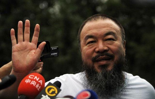 Çinli sanatçı Ai Wei Wei