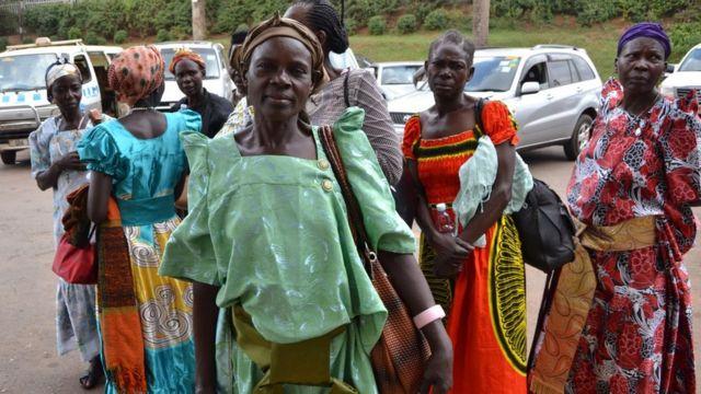Wanawake Uganda