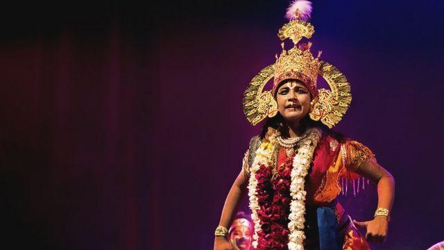 हिंदी नृत्य नाटक - राम की शक्तिपूजा