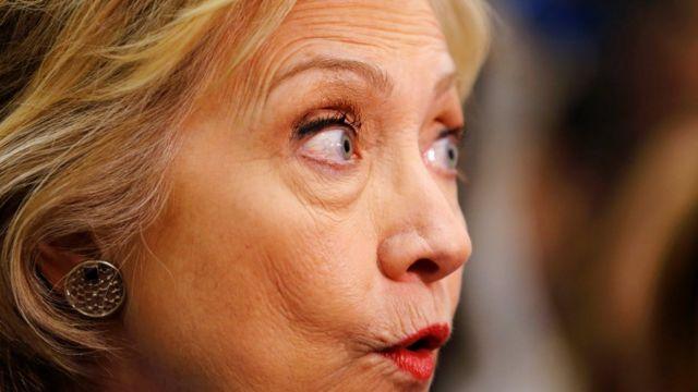 """Codinome de Hillary era Evergreen (""""Sempre-Viva"""")"""