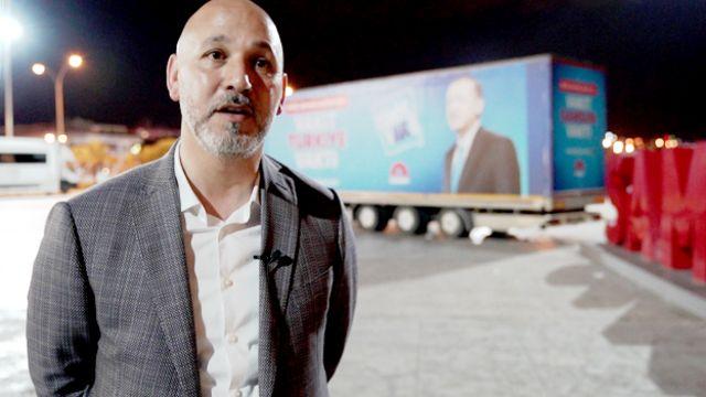 AK Parti Samsun İl Başkanı Karaduman