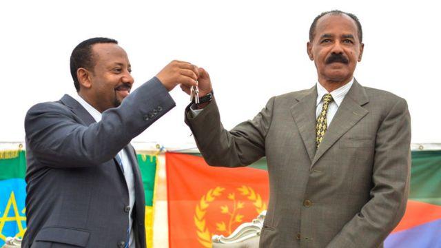 Ethiopie et Erythrée