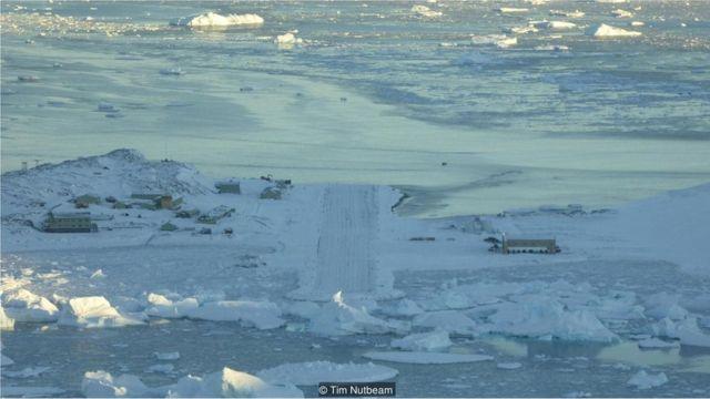 अंटार्कटिका बचाव अभियान