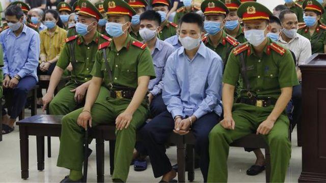 Phiên tòa xơ thẩm xử 29 người Đồng Tâm tháng 9/2020