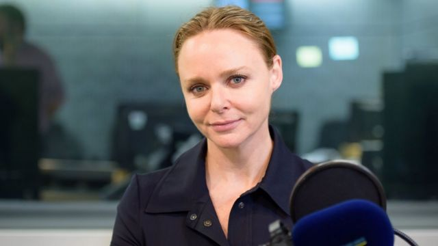 Stella McCartney proud of her Beatle dad's song
