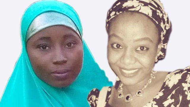 Habiba Abubakar da Hindatu Sama'ila Nabame Argungu