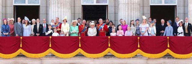Королевская семья обходится казне в десятки миллионов фунтов - и это без учета охраны