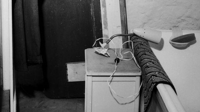 Haton je u kupatilu napravio mini laboratoriju za kopiranje tajnih dokumenta