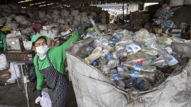 प्लास्टिक कचरा