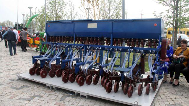 نمایشگاه تولیدات ازبکستان در تاجیکستان