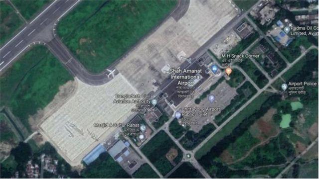 চট্টগ্রামের শাহ আমানত বিমানবন্দরে বাংলাদেশ বিমানটির নিয়ন্ত্রণ নিয়েছে আইনশৃঙ্খলা বাহিনী