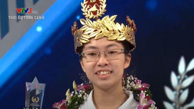 Nguyễn Thị Thu Hằng (Ninh Bình) giành giải quán quân, qua đó nhận học bổng toàn phần của Đại học Kỹ thuật Swinburne, một đại học nghiên cứu đóng tại Melbourne (Úc).