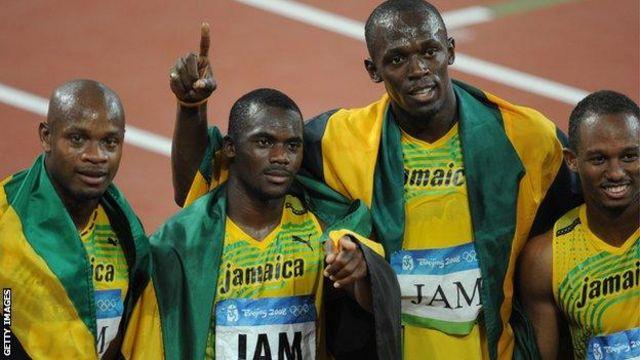 Usain Bolt (muremure uri hagati)
