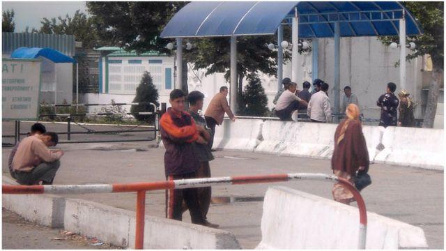 Кыргызстандын өткөрмө бекети