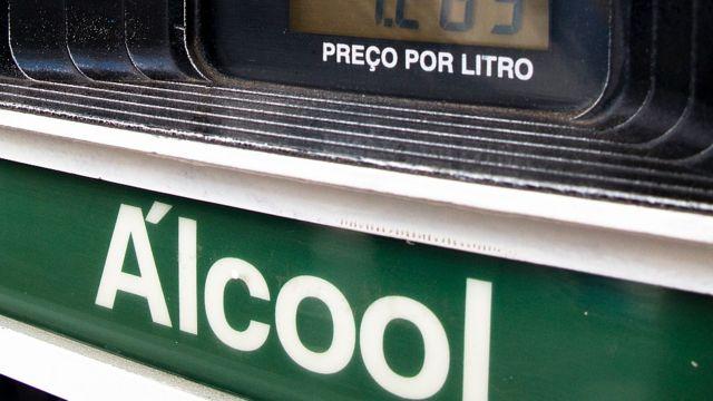 Venta de etanol en Brasil