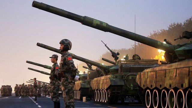चीनी आर्मी
