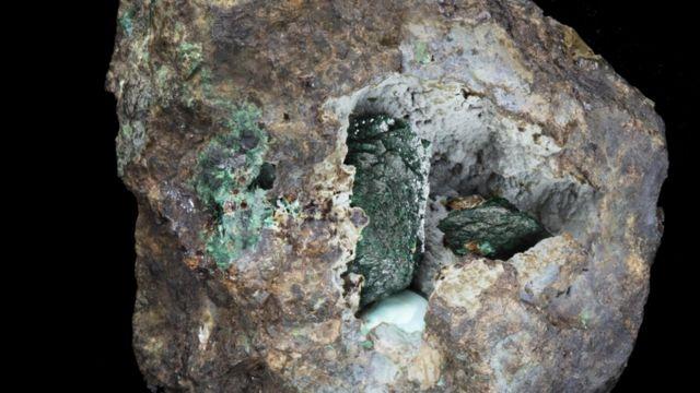 Mineral, inggris, london, Kernowite