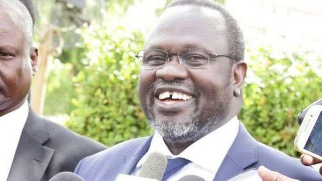 Mke wa Riek Machar anasemamume wake hawezi kufanya ziara za ndani ya nchi kwa uhuru