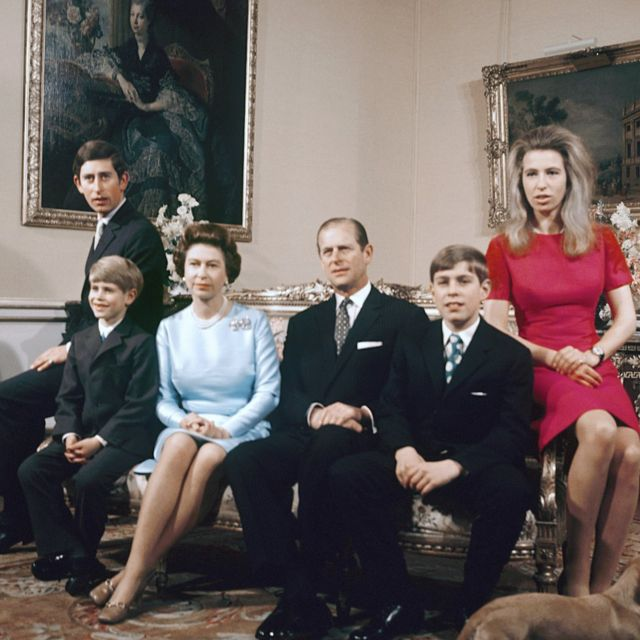 Prince Charles: 70 years in 70 pictures
