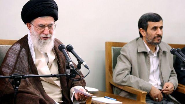 بعد از انتخابات 1388 آقای احمدینژاد گفته بود رابطهاش با رهبر از جنس رابطه پدر و پسری است