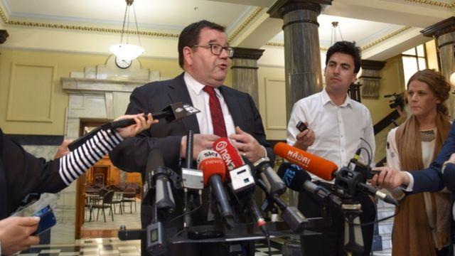 Başbakan Yardımcısı Grant Roberston
