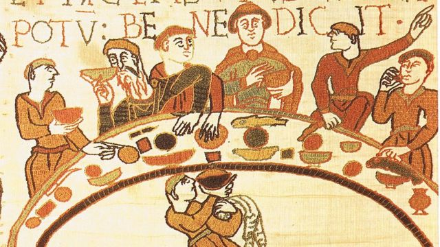 Гобелен из Байё, фрагмент