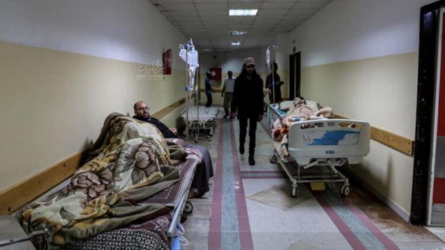 Rumahsakit Indonesia di Gaza rusak dalam serangan Israel