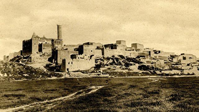Nabi Yunus antes da destruição