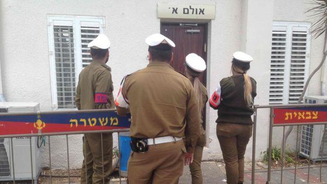 Здание суда в Тель-Авиве