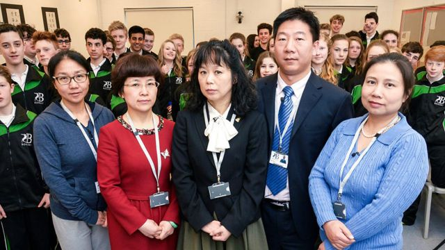 Would Chinese-style education work on British kids?