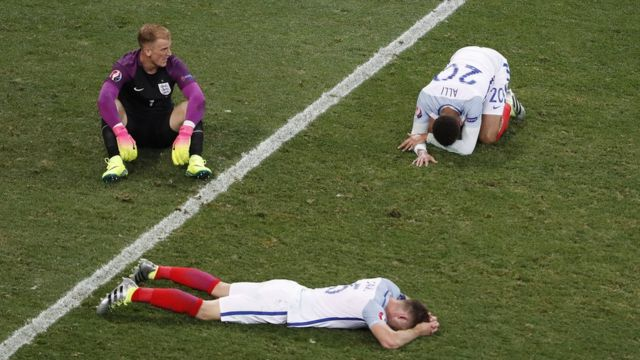 تیم ملی فوتبال انگلستان