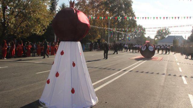 Nar festivalı