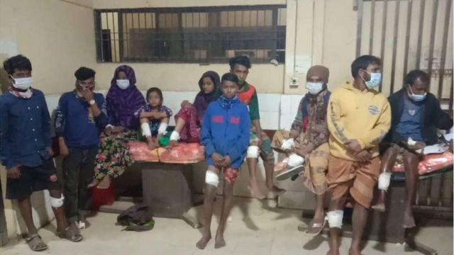 ব্রাহ্মণবাড়িয়ার আশুগঞ্জ উপজেলায় শিয়ালের আক্রমণে ২২জন আহত হয়।