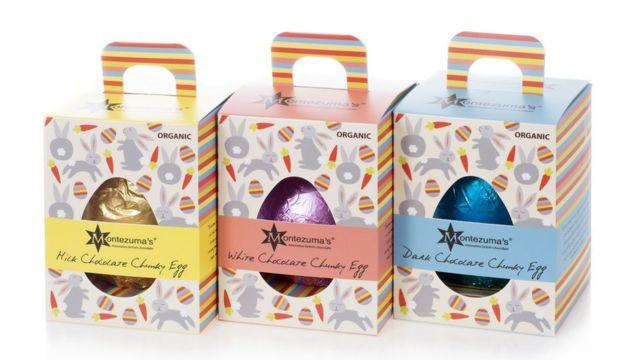 Huevos de Pascua de Montezuma's
