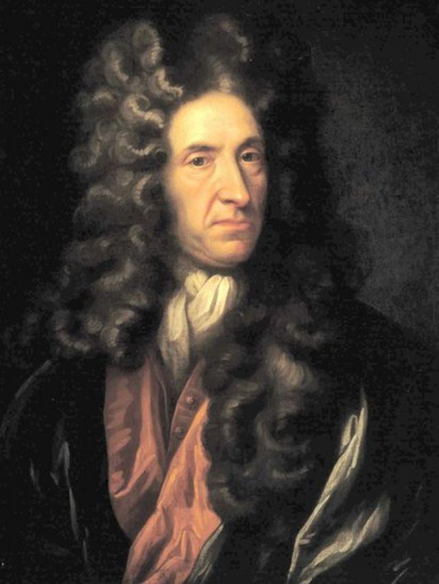 Даниэль Дефо (прижизненный портрет неизвестного автора)