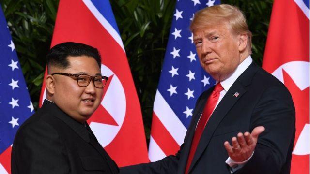 M. Kim voudra peut-être attirer l'attention de Washington