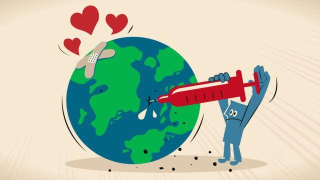 İklim krizi: COP26 nedir, Glasgow'daki konferanstan neler beklenmeli? - BBC News Türkçe