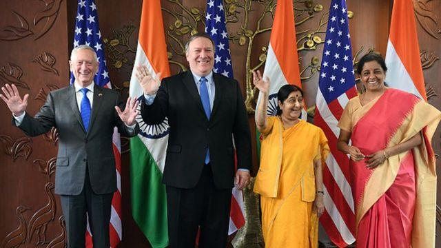 امریکايي او هندي چارواکي