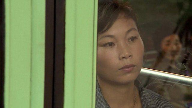 Passenger on North Korea's underground